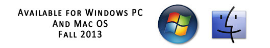Available for Windows PC and Mac OS